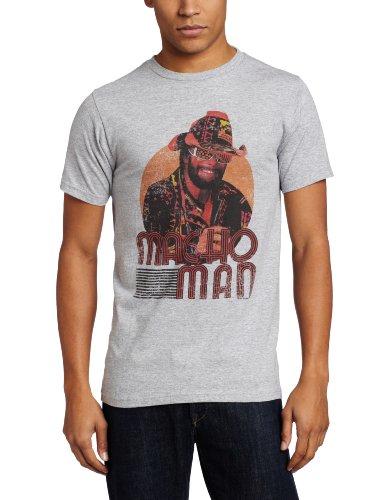 American Classics Men's Macho Man Mackin' and Smackin' T-Shirt