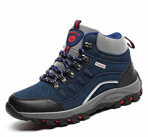 Men And Women Walking Shoes 2017 Autumn Winter Outdoor Sports Hiking Shoes...