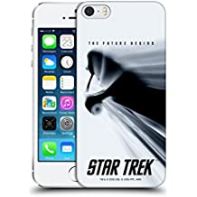 Ufficiale Star Trek curvatura Poster Reboot XI Cover Retro Rigida per Apple iPhone 5 / 5s / SE