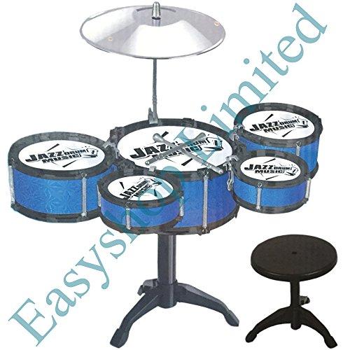 fb-funkybuys-children-kids-musical-instrument-10pc-jazz-drum-rock-set-christmas-xmas-gift-music-educ