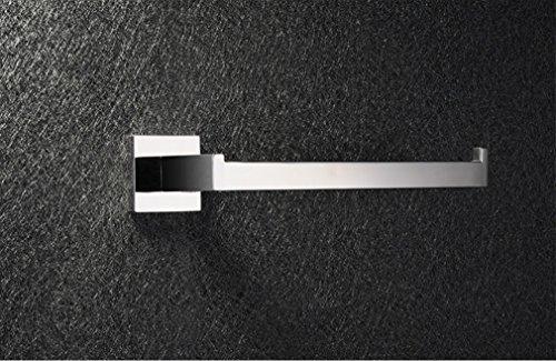 Dual-fuel-single (Körperpflege,Sucastle Handtuch Ring Edelstahl Single Layer Handtuchhalter square light Zeichnung Handtuchhalter Handtuchhalter)
