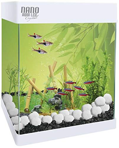 Kit Acuario Nano AquaLed 30L