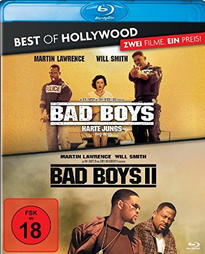 Bad Boys - Harte Jungs/Bad Boys 2 - Best of Hollywood/2 Movie Collector's Pack [Blu-ray] -