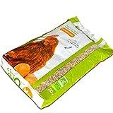 Agro Sens - Mélange de céréales biologiques pour poules pondeuses. Sac de 20 kg