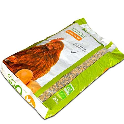 Agro Sens - Mélange de céréales biologiques pour...
