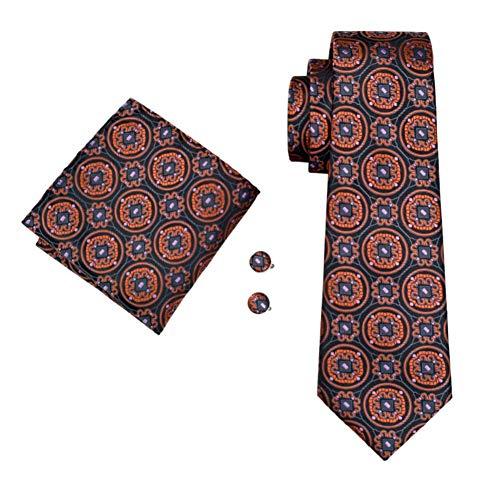 änner Krawatte 8,5 cm Breite 100% Slik Krawatten Gravaten Für Männer Hochzeit Business Benutzerdefinierte Logo Mann Geschenk ()