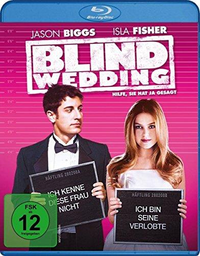 Blind Wedding - Hilfe, sie hat ja gesagt [Blu-ray]