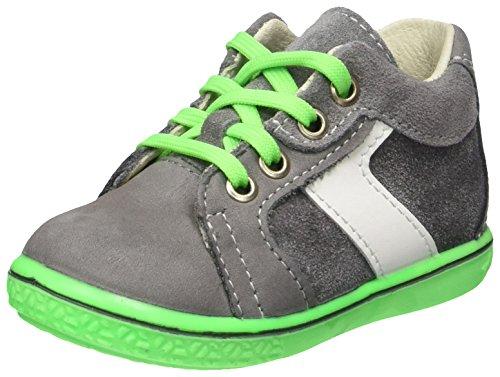 Ricosta Corbi, Chaussures Marche Bébé Garçon Grau (Graphit)