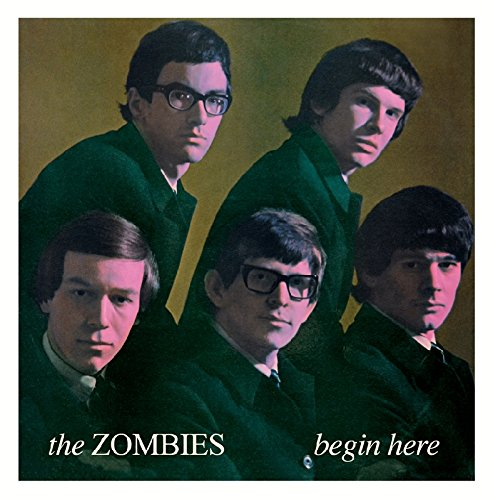 Begin Here [Vinyl LP - audiophiles Vinyl [Vinyl (Look Zombie)