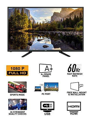 924fe583f Buy JVC 43 Inches Full HD LED TV (43N385C-V S