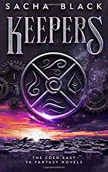 Keepers: Volume 1 (The Eden East Novels)