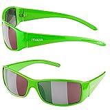 Taffstyle® Fanartikel Sonnenbrille Fan Brille zur Fussball Weltmeisterschaft WM & EM Europameisterschaft 2016 Länder Flagge Style - Italien