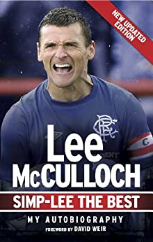 Simp-Lee the Best: My Autobiography by [McCulloch, Lee]