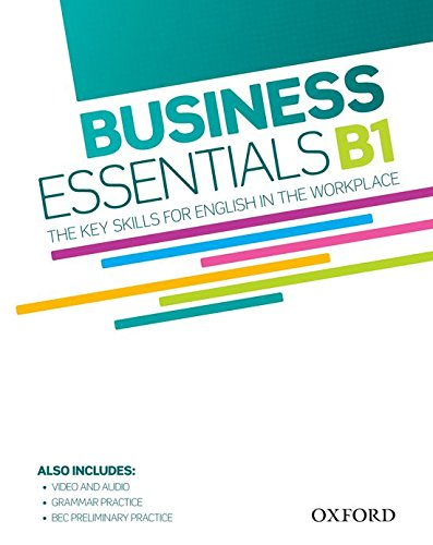 Business Essentials B1. Student's Book with DVD
