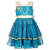 She Designs Girls' Dress (Sd_26_08_Peaco...