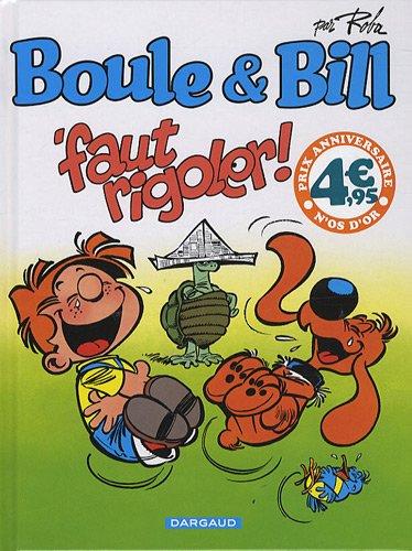 Boule & Bill, Tome : ' Faut rigoler ! (petit format)