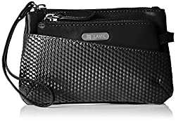 Lavie Chives Mup M 3C 1HP Womens Wallet (Black)