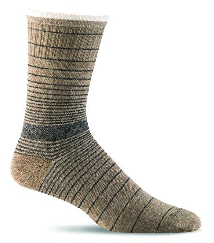 Sockwell Women's Easy Does It Relaxed Fit/Diabetic Friendly Socks
