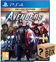 MARVEL'S AVENGERS DELUXE EDITION + Free Mysterious