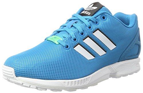 adidas Originals Herren Zx Flux Sneaker Blau (Bold Aqua) 46 2/3 EU