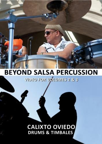 Beyond Salsa Percussion-Calixto Oviedo-Drums and Timbales