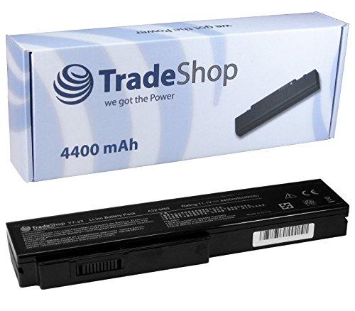 Hochleistungs Laptop Notebook AKKU 4400mAh für Asus G51V G51Vx G51Vx-X3A N61 N-61 N61J N61JA N61VN N61W N61VG N61JV L50 L-50 L50Vn N43 N-43N43JF ASUS N43JF-A1 N43JQ N53 N53Jf N53Jg X64 X-64 X64JV -
