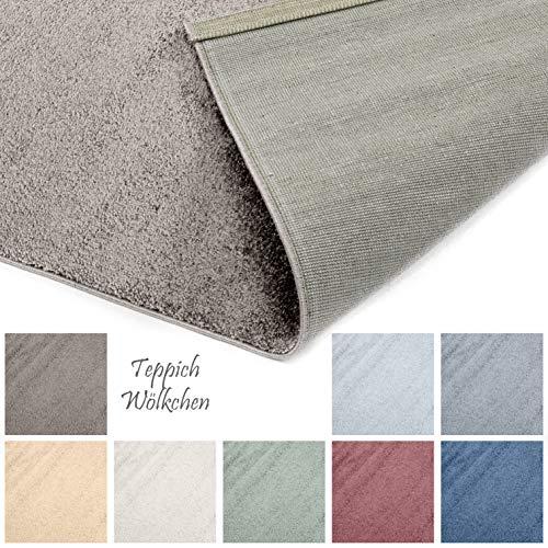 Teppich Wölkchen Alfombra de Diseño Colección Pastel | Alfombras Mu