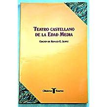 Teatro Castellano de Edad Media   Tcl013       Ct 13