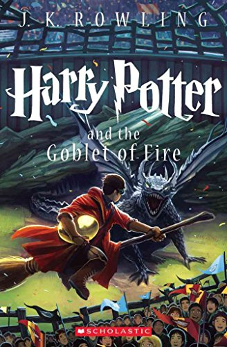 [(Harry Potter and the Goblet of Fire)] [By (author) J K Rowling ] published on (August, 2013)