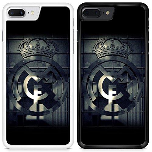 I-Sonite Real Madrid FC kundenspezifische Printed Handyhülle für Samsung Galaxy S8 plus RMad6P
