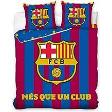 FC Barcelona Fútbol cama FCB fcbarcelona Barca fcb161029Bed Linen Football 1x 220x 200cm + 2x 70x 80cm