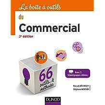 La Boîte à outils du Commercial - 3e éd. : 66 outils et méthodes (BàO La Boîte à Outils)