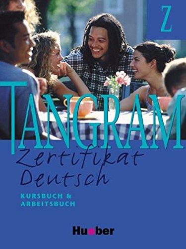 Tangram Z, neue Rechtschreibung, Kursbuch und Arbeitsbuch (Tangram aktuell)