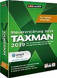 Lexware Taxman 2019 Minibox|für Selbstständige|Übersichtliche Steuererklärungssoftware für Selbstständige, Gründer und Unternehmer|Kompatibel mit Windows 7 oder aktueller