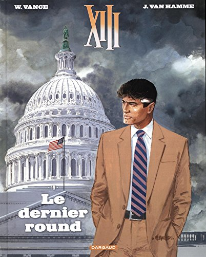 XIII - Nouvelle collection - tome 19 - Le dernier round