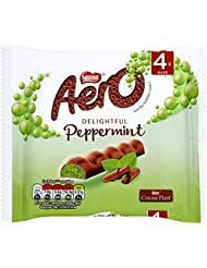 Aero Mint Chocolate Bar, 4 x 27g