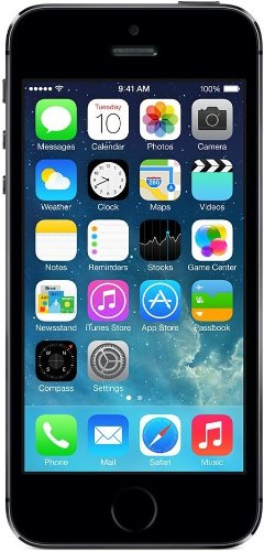 Foto Apple iPhone 5S 16GB Grigio [Italia]