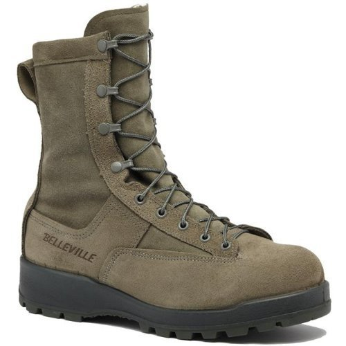 Belleville Cold Weather 600g Insulated Safety Toe Boots - USAF, 675ST Belleville Gore Tex