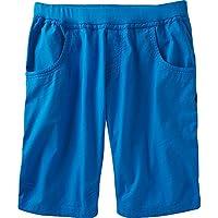 Prana Zander–Pantalones Cortos de Escalada para Hombre, Hombre, Color Vortex Blue, tamaño Small