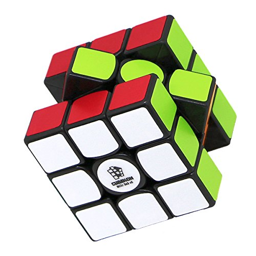 Cubikon Speed Cube Ultimate (V5) - 3x3 Zauberwürfel - Original 3x3 Speed-Cube