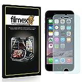 3 x Filmex Pellicola Protettiva Apple iPhone 6 (4.7) - Trasparente, Prima Qualità Giapponese in PET, Kit di installazione, Garanzia a vita