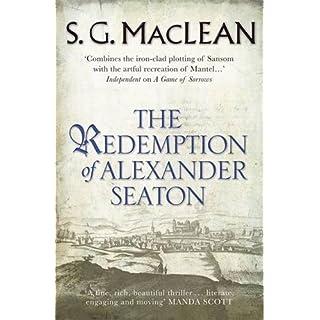 The Redemption of Alexander Seaton: Alexander Seaton 1