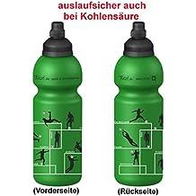 Fizzii Niños 600 parte Trains plástico botella caño seguro en carbón Acid, sin sustancias nocivas