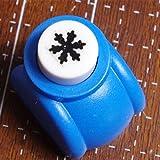 HuaYang Nouveau multi-modèle gaufreur mini poinçon d'artisanat(1Pcs: flocon de neige)