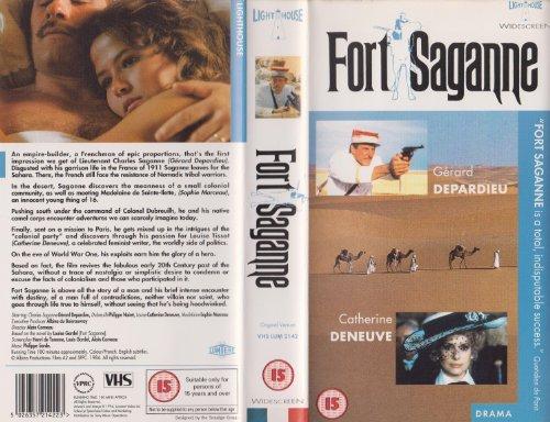 Bild von Fort Saganne [VHS] [UK Import]