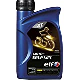 Elf 201729 Lubricante 2T Self Mix Motor, 1 L