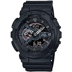 Casio G-Shock Reloj Analógico/Digital de Cuarzo para Hombre con Correa de Resina – GA-110MB-1AER