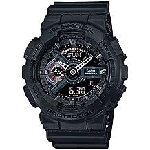 Casio G-Shock – Reloj Hombre Analógico/Digital con Correa de Resina – GA-110MB-1AER