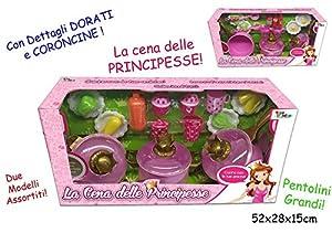Toys Garden-a Cena con le Princesas, Juguetes, Multicolor, 3.tg26441