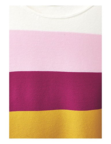 Cecil, Pull Femme Mehrfarbig (Magic Pink 31277)